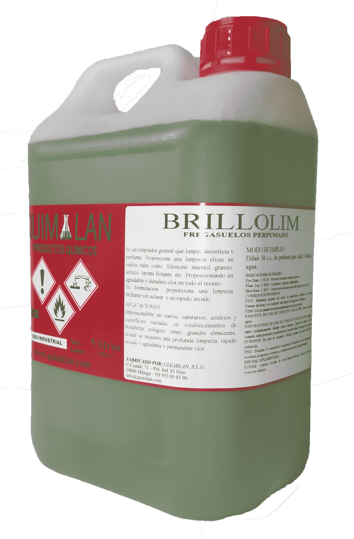 Productos Quimicos Industriales en Malaga Quimilan Brillolim