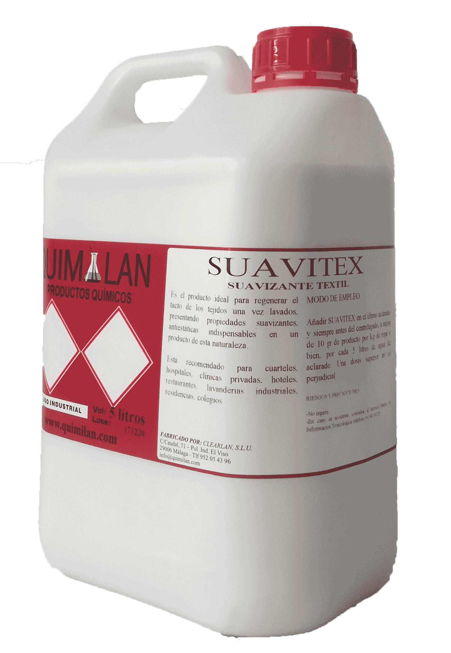 Suavitex Productos Quimicos en Malaga Quimilan