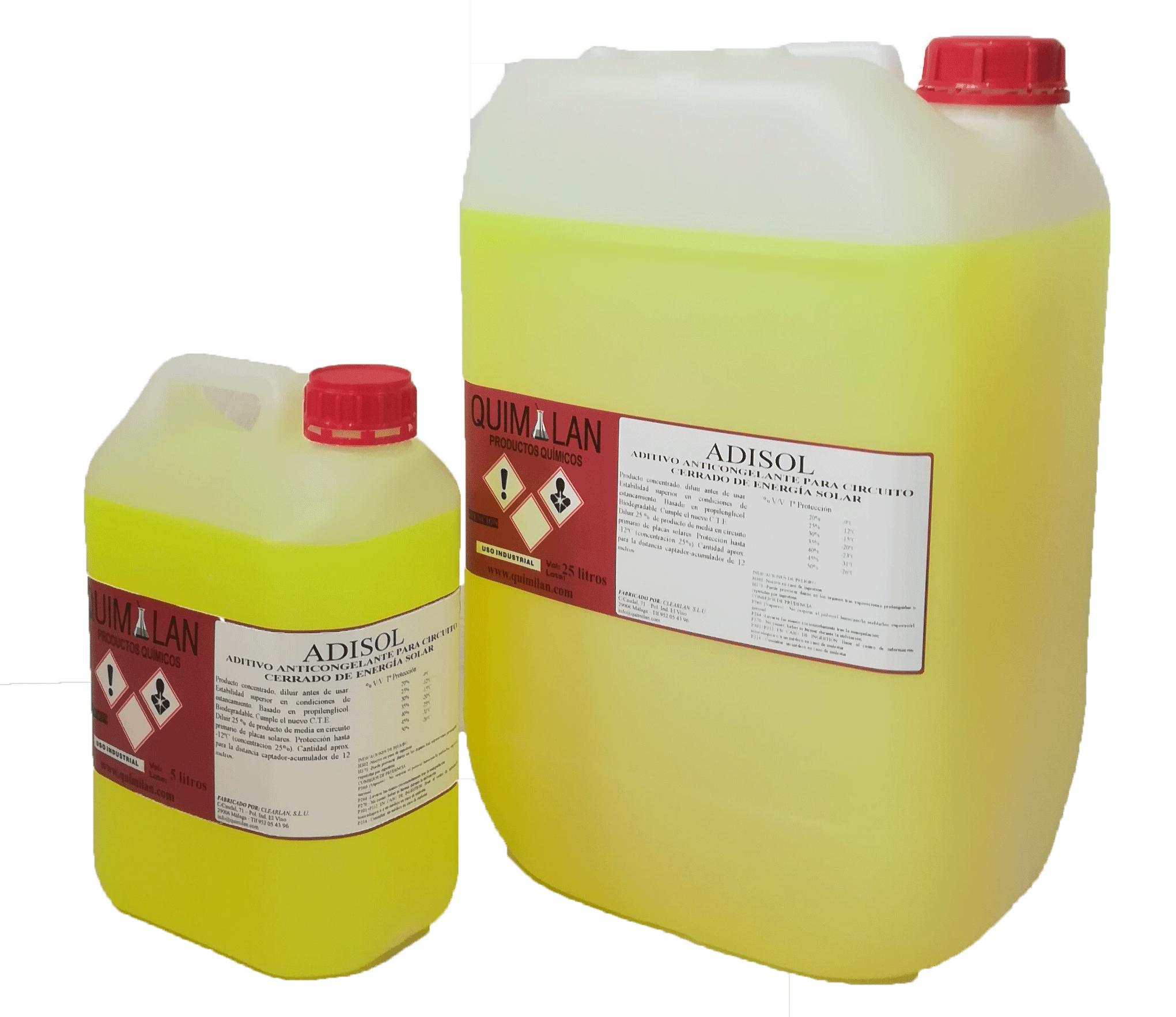 Limpieza Productos Quimicos Quimilan Adisol en Malaga
