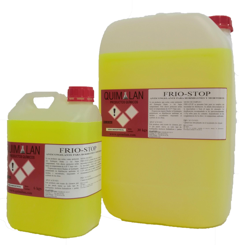 Productos Quimicos Limpieza Friostop Quimilan en Malaga