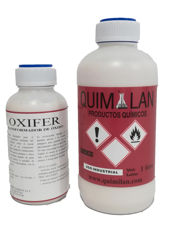 Productos Quimicos Limpieza Oxifer Quimilan en Malaga